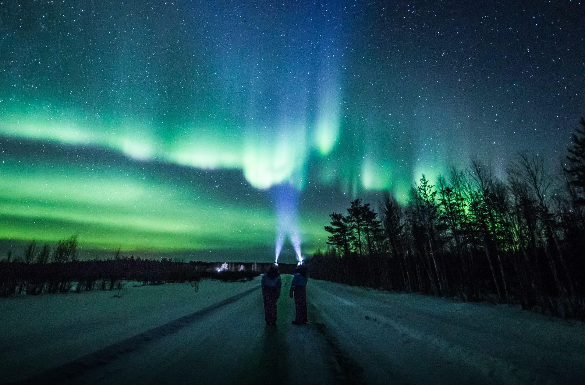 Aurora Forecast Finland